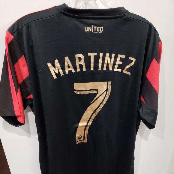 outlet on sale order online the best adidas Other | Addidas Atlanta United Fc 7 Martinez Jersey Med ...
